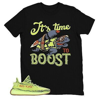 7b462065ce508 NWT FNLY94 KIDS See Ghosts rapper tshirt Yeezy Boost 350 V2 Semi ...