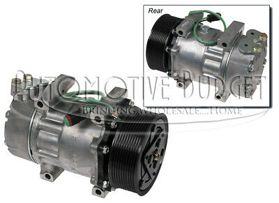 A/C Compressor w/Clutch for Scania Trucks - NEW