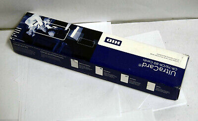500 C ULTRACARD ADHESIVE PAPER-BACKED CR-80 10 MIL CARD CONSUMABLES HID FARGO