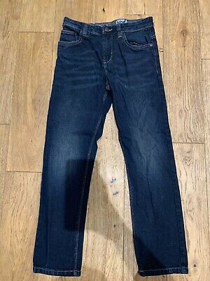 Next!! Boys Denim Jeans, Regular, Size 10, VGC, Adjustable Waist