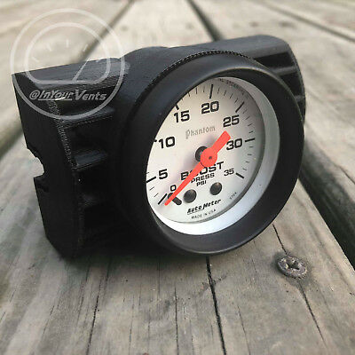 1994 - 2004 Ford Mustang 2-1/16 Angled Center Vent Gauge Pod Autometer