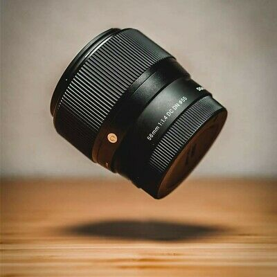 Sigma 56mm f/1.4 DC DN Contemporary  Sony E-mount