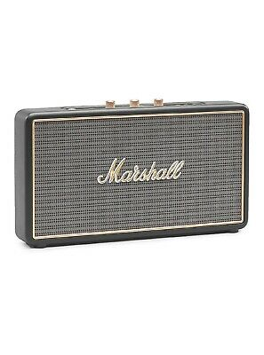 Marshall Stockwell Portable Rechargeable Bluetooth Speaker - READ DESCRIPTION