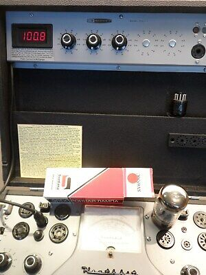 Heathkit TT1 tube tester with plate current meter, outstanding, match your tubes