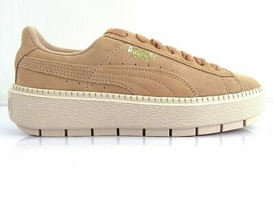 CHAUSSURES FEMMES SNEAKERS Puma Suede Platform Trace [365830