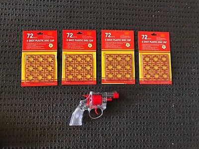 Brand New Cap Gun Set with 288 shots!