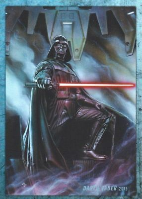 Star Wars Evolution - Evolution Of Marvel Comics Chase Card EC-17 - 2016 NM