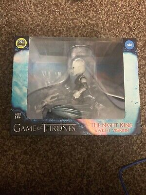 Loyal Subjects Game of Thrones Night King + Viserion Set 2019 SDCC Exclusive