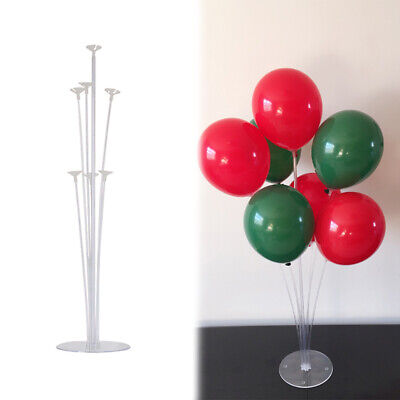 Plastic Balloon Accessory Table Support Holder Cup Stick Stand Party Decoration