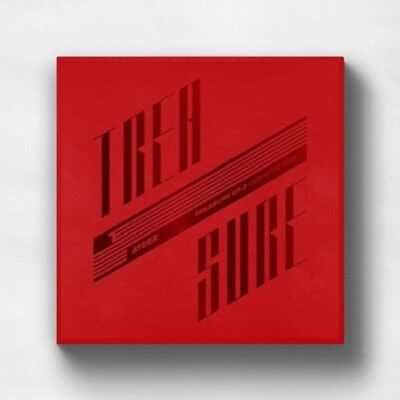 ATEEZ [TREASURE EP.2 : Zero To One] 2nd Mini Album CD+Booklet+P.Card+etc K-Pop