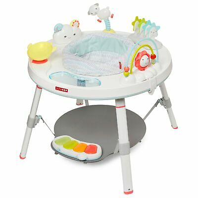 Skip Hop 3 Stage 360 Degree Activity Centre Silver Lining Cloud