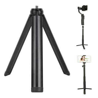 Black Small Tripod Stand Extension Rod for DJI OSMO Camera Stabilizer Accessory