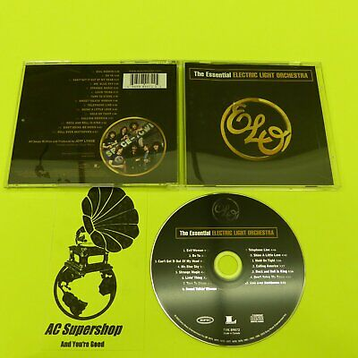 The Essential Electric Light Orchestra - CD Compact Disc