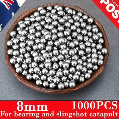 1000/2000PCS Steel Replacement Parts 8mm Bike Bicycle Steel Ball Bearing