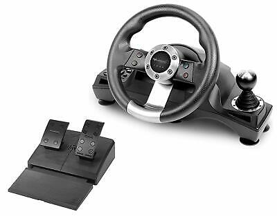 Subsonic - Drive Pro Sport Wheel With pedals and gear-shift lever for