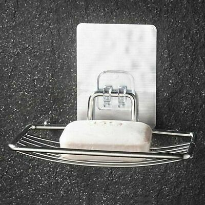 Bathroom Soap Holder Strong Suction Cup Shower Soap Dish Shower Tray Bathroom