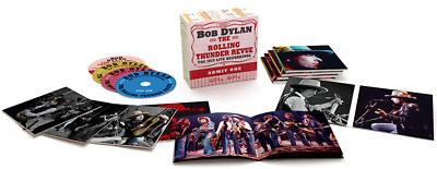 "Bob Dylan ""The Rolling Thunder Revue (1975 Live Recordings)"" 14 CD Box Set"