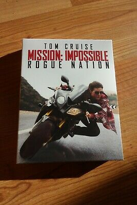 Mission Impossible Rogue Nation édition FAC Neuf sous Blister