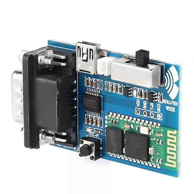 Wireless Serial Port RS232 Digital Communication Bluetooth Serial Module 5V 40mA