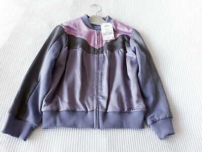 Next Girls Purple/Lilac Jacket Age 5 Years BNWT Tag £26