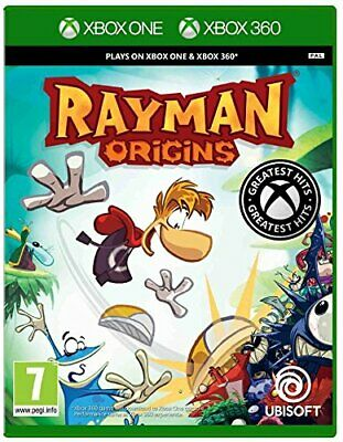 Rayman Origins for Xbox One and Xbox 360 ** Brand New & Sealed Microsoft Game **