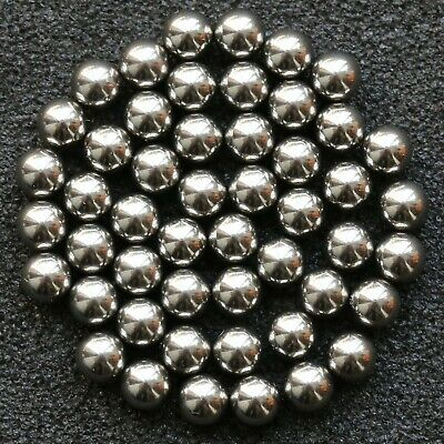 Bearing Warehouse Metric Size AISI 316L 1mm Steel Balls Stainless 316 Grade 100