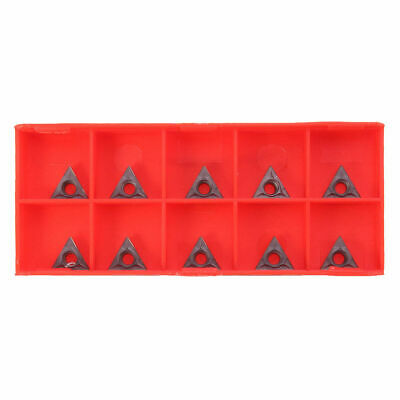 TCMT731 Carbide Insert C6 Grade For 1/4&5/16 Turning Tools For Steel Cast Iron