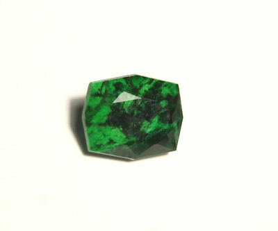 4.88ct Faceted Maw Sit Sit - Top Quality Beautiful Burmese Maw Sit Sit