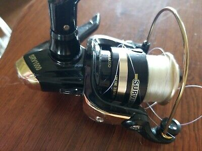 BROWNING SFS12 SFS13 Fishing Reel Factory Owners Manual