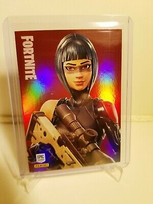 2019 Panini Fortnite Series 1 SHADOW OPS Epic Holo Foil Card #234