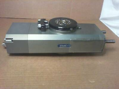 Schunk OSE-B45 Hydraulically Damped Rotary Actuator - New