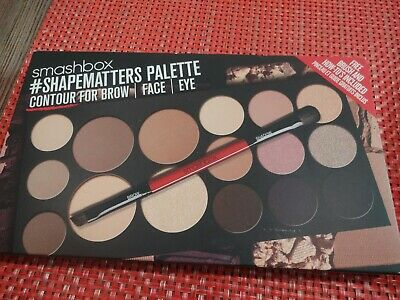 Smashbox #Shapematters Palette - Contour Brow/Face/Eyes