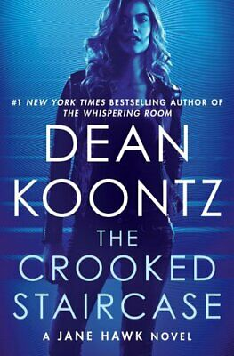 The Crooked Staircase A Jane Hawk Novel By Koontz Dean Ray (eBooks, 2018)