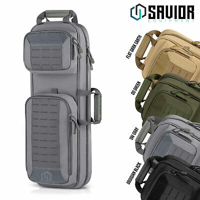 Savior Tactical Urban Takedown Bag Carbine Rifle Padded Shotgun Firearm Backpack