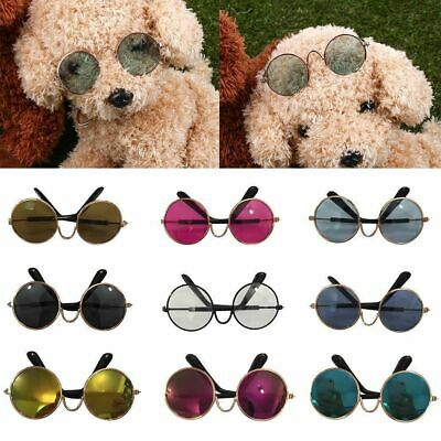 Cool Pet Glasses Small Dogs Puppy Cat Sunglasses Pet Dogs Eye Protection