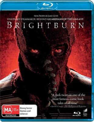 Brightburn : NEW Blu-Ray