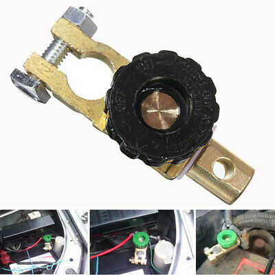 Quick Switch Cut-off Disconnect Car Truck Parts Universal Battery Terminal Link