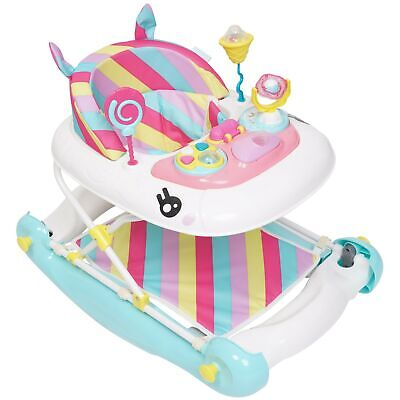 MyChild Unicorn 2-in-1 Walker Rocker