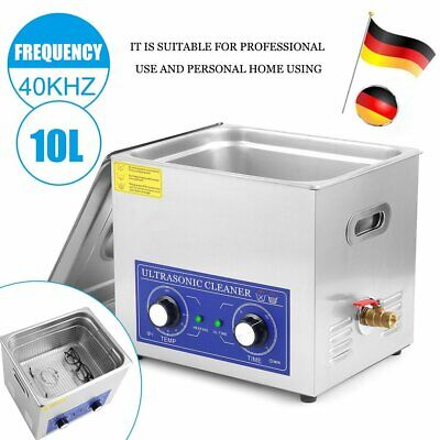 1.3L -30L Dental Digital Ultrasonic Cleaner Lavatrice Pulitore Vasca rp