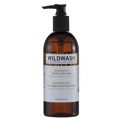 Wild Wash Dog Shampoo for Itchy or Dry Coats | Dogs