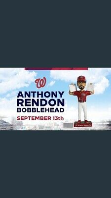 "Anthony Rendon ""Tony Two Bags"" Bobblehead Presale 9/13 - Trusted Seller"