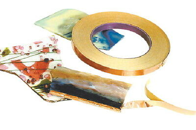 Studio Pro Adhesive Backed Copper Foil Tape, 3/8 in X 36 yd