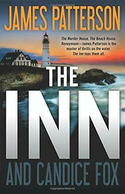 The Inn by James Patterson Psychological Thrillers Hardcover August 5 2019 NEW