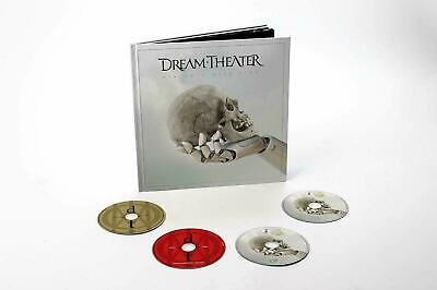 Dream Theater - Distance Over Time Ltd Edition 2Cd+Blu-Ray+Dvd Artbook) (Cd...