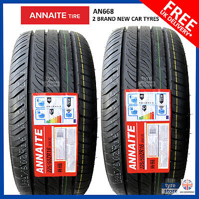 2 TYRES 2X New 215 55 16 TOYO PROXES CF2 97V XL 215//55R16 2155516 *C//B RATED*