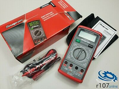 Snap On EEDM503D Digital Multimeter (Incl. VAT)