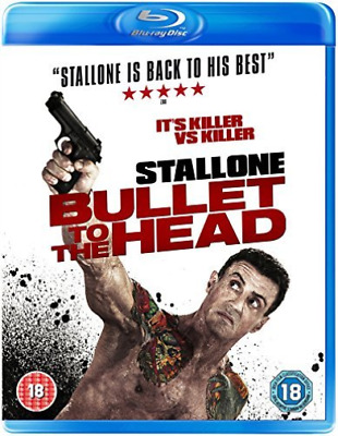 Michelle Torres, Jason Momoa-Bullet to the Head Blu-ray NUOVO