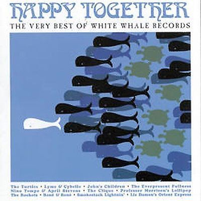 Various Artists : Happy Together: The Very Best Of White W CD