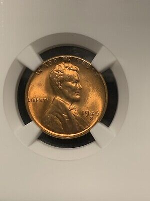 1946 D Lincoln Wheat Penny, Cent, (Lamination) Error Coin , Ac 948