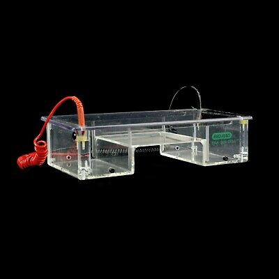 Bio-Rad DNA Sub-Cell Horizontal  Electrophoresis Gel Cell w/Electrode Cables